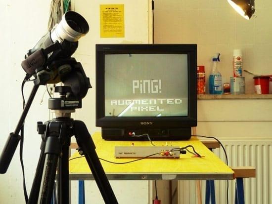PING - augmented pixel