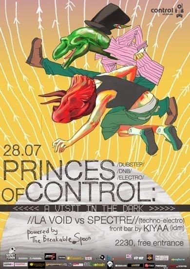 Princes of Control @ Control