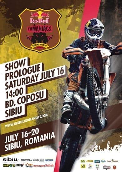 Red Bull Romaniacs 2011 incepe peste 4 zile la Sibiu