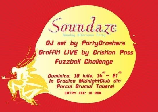 Soundaze @ Gradina Midnight Club