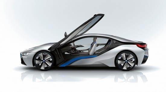 BMW i3 & i8 Concept