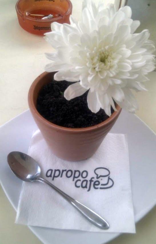 Logo Apropo Cafe
