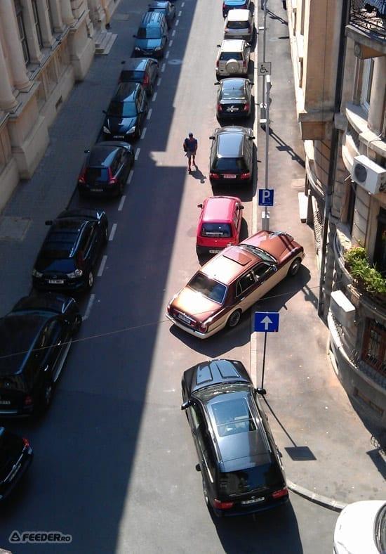 N-avem destule locuri de parcare?