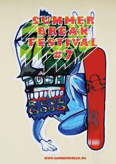 Summer Break Festival #07 @ Gurasada Park