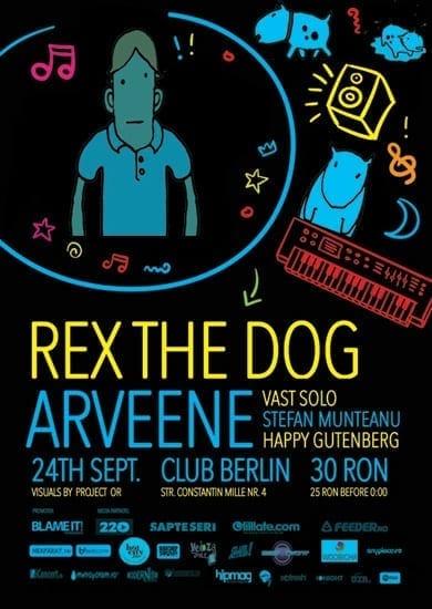 Rex the Dog @ Berlin Club
