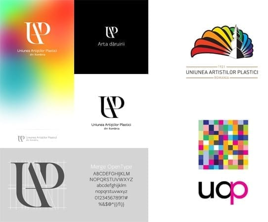 Propune un logo pentru Uniunea Artiştilor Plastici din România
