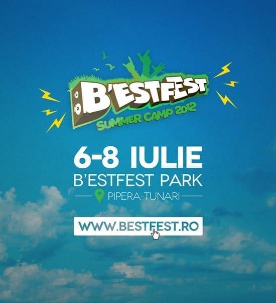 B'ESTFEST Summer Camp 2012 se va desfasura tot in Tunari