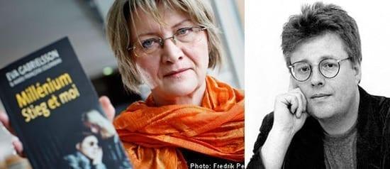 """De vorba cu Eva Gabrielsson despre Stieg Larsson, autorul trilogiei """"Millennium"""""""