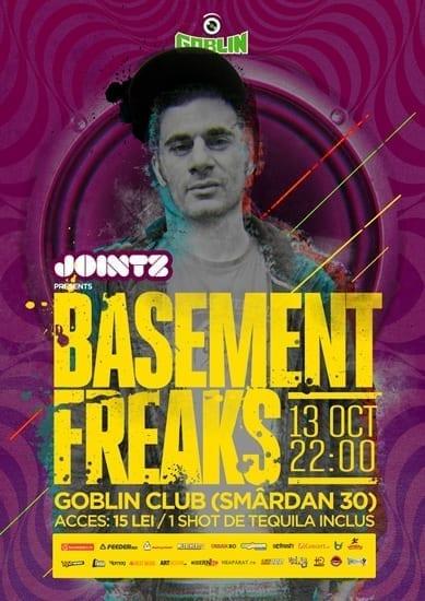JOINTZ #1 - Basement Freaks @ Goblin