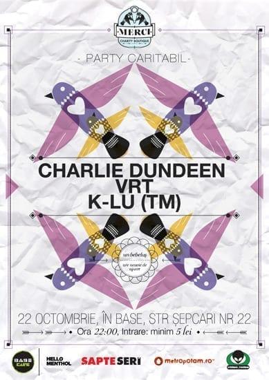 Charlie Dundeen, VRT, K-lu @ Base