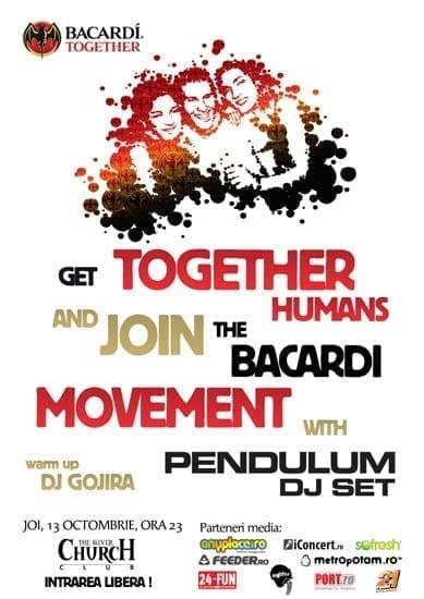 Pendulum DJ Set @ Silver Church