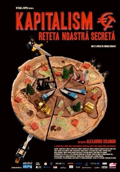 """""""Kapitalism - reteta noastra secreta"""" la TVR1"""