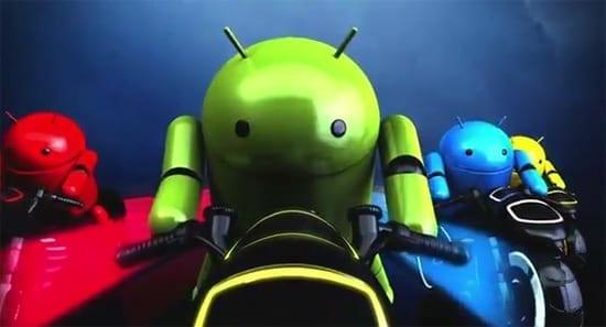Google a anuntat Android 4.0 Ice Cream Sandwich