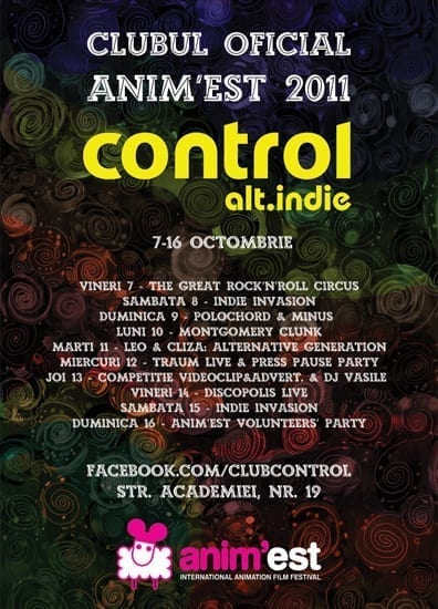 Anim'est & Control