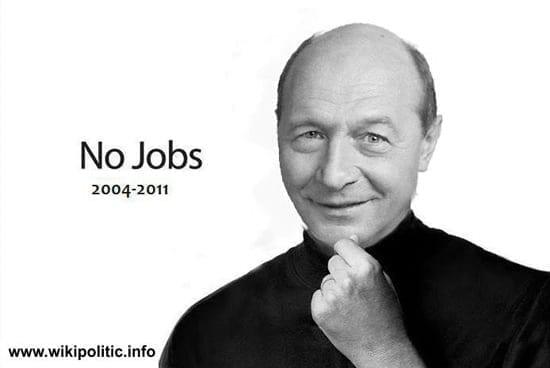 parodie steve jobs