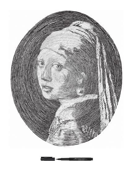 Faber Castell Artist Pen