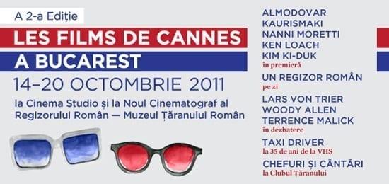 Les Films de Cannes à Bucarest 2011