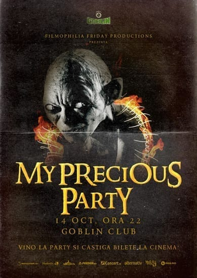 Filmophilia Friday - My Precious Party @ Goblin