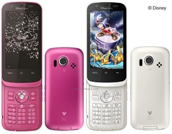 2 noi smartphone-uri de la... Disney