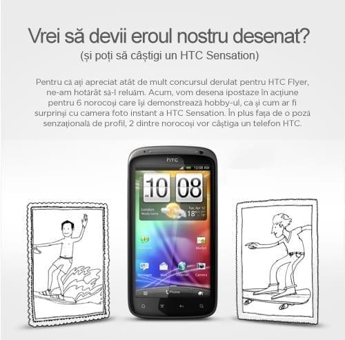 Castigati 2 HTC Sensation!