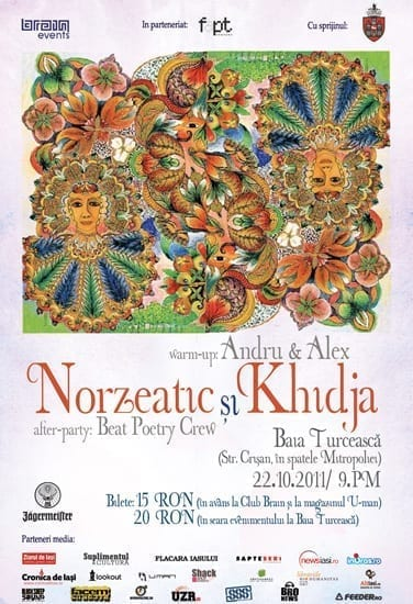 Norzeatic si Khidja @ Baia Turceasca (Iasi)
