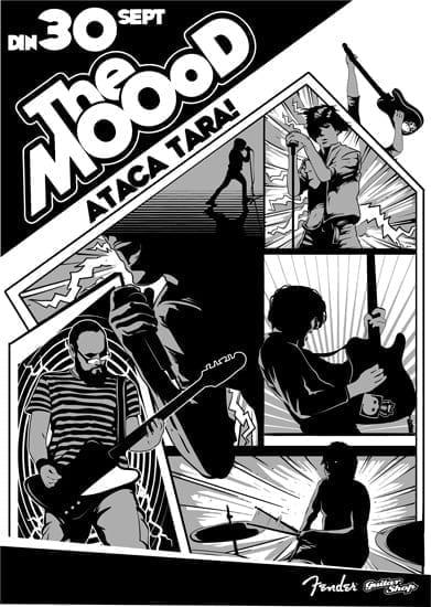 The MOOoD ataca tara!