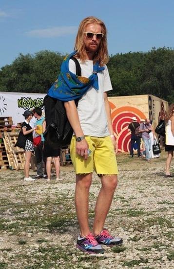 Street fashion in Rusia