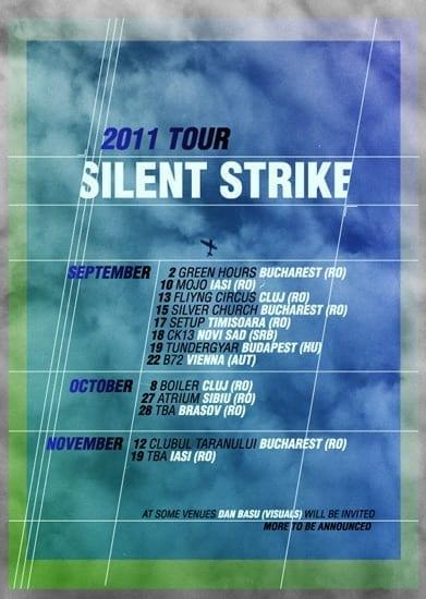 Silent Strike 2011 TOUR