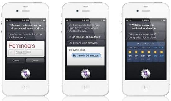 Primele review-uri la iPhone 4S (SIRI e funny)