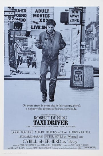 Taxi Driver restaurat @ Cinema Studio