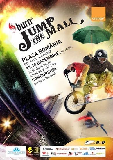 Jump the Mall @ Plaza Romania