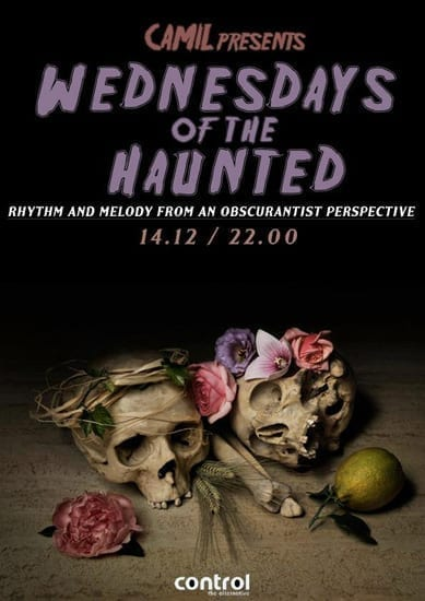 Wednesday of the Haunted, by Camil @ Control