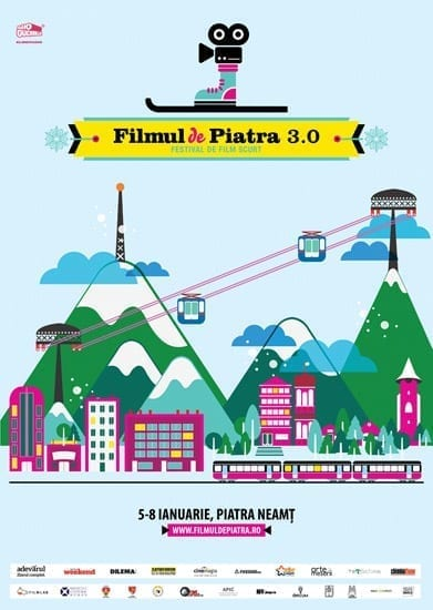 Filmul de Piatra ia startul pe 5 ianuarie 2012