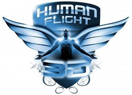 Red Bull - Human Flight 3D Movie (trailer)