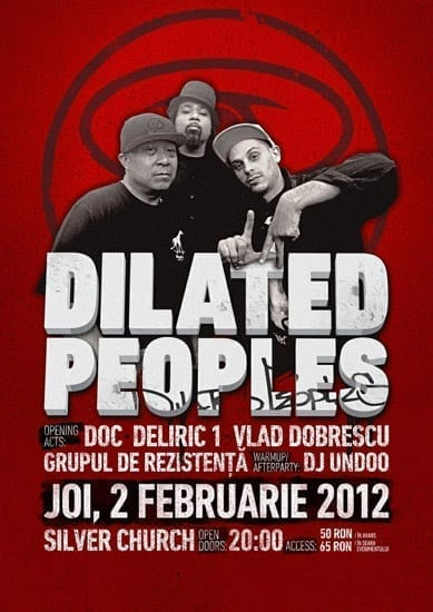 Dilated Peoples @ Silver Church