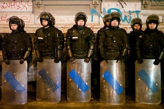Dacă nu eram jandarmi, veneam și noi să protestăm!