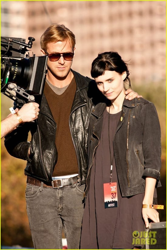 Drive & The Girl with the Dragon Tattoo