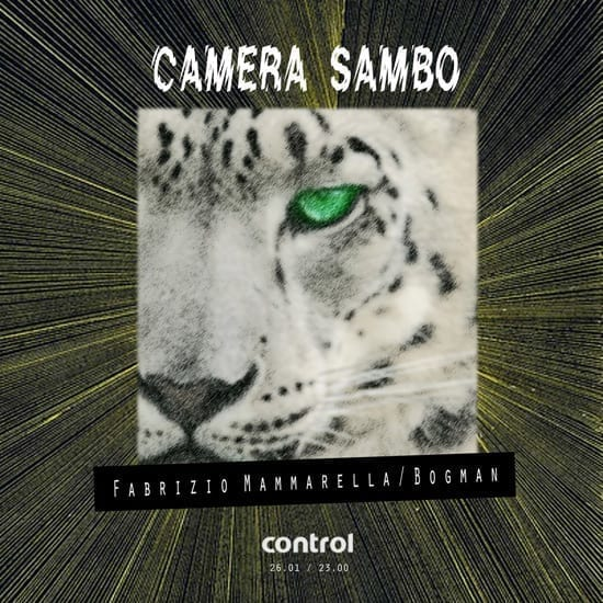 Camera Sambo @ Control