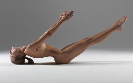 Yoga nud