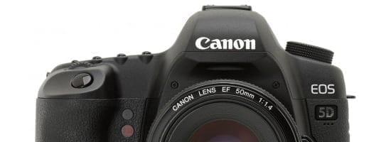 Canon e posibil sa produca 2 camere noi din seria 5D: 5D X si 5D Mark III