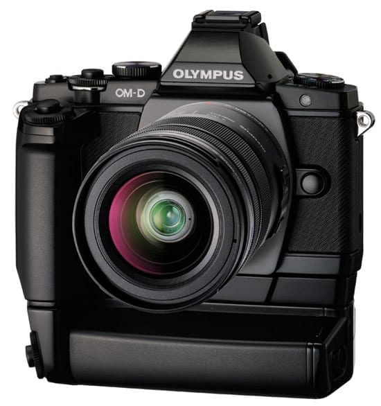 Imagini cu viitorul Olympus OM-D E-M5