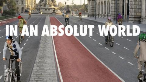 Cum ar arata lumea ideala (pentru biciclisti)