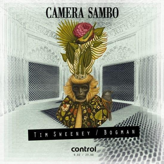 Camera Sambo cu Tim Sweeney & Bogman @ Control