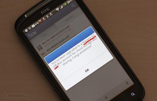 50GB de spatiu gratis pentru utilizatorii de Android