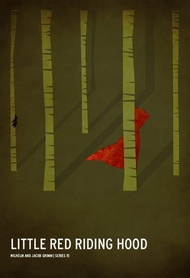 Postere minimaliste pentru povesti celebre
