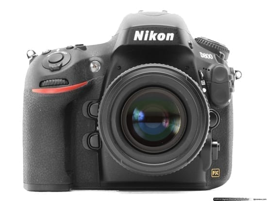 S-a lansat Nikon D800, full-frame cu 36MP!