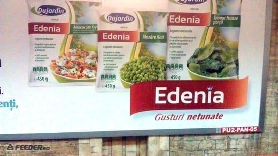 Edenia - Gusturi netunate