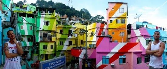 10 dintre cele mai colorate orase din lume