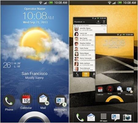 HTC Sense 4.0 - primele imagini