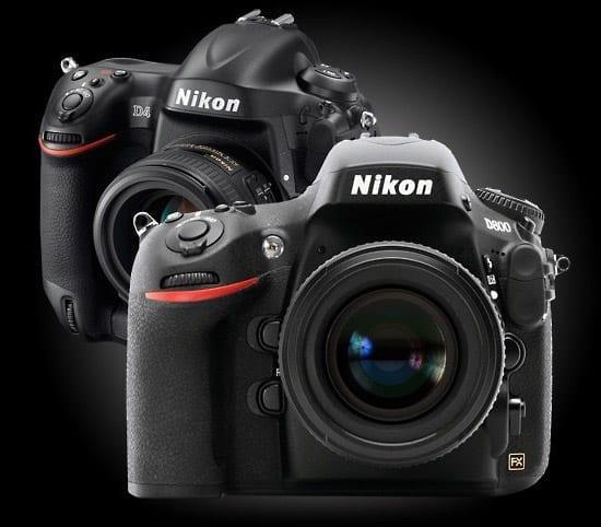 Parerea fotografilor profesionisti despre Nikon D4 si D800